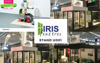 Venez nous retrouvez sur le stand IRIS Fenêtres - Foire de Paris - Hors Série Maison
