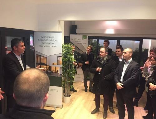 Inauguration de notre nouvelle Agence IRIS FENETRES Paris XV