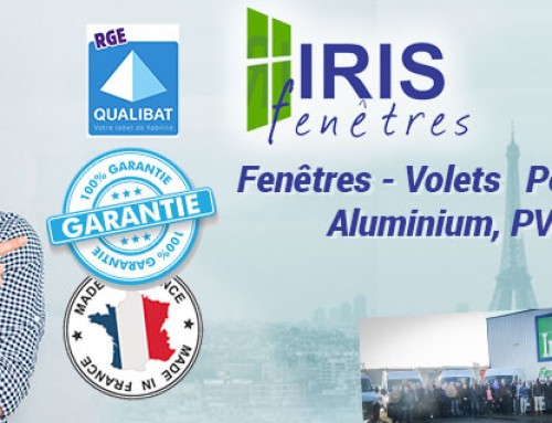 Réouverture d'IRIS FENÊTRES à compter du 20 avril 2020