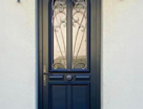 Blindée, colorée, avec ou sans décoration… Mille et une portes vous attendent …